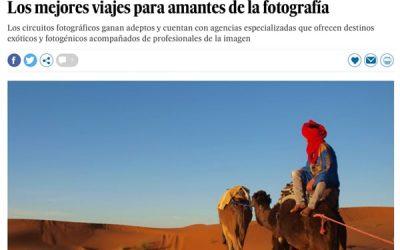 Viajes y Fotografía en buena compañía