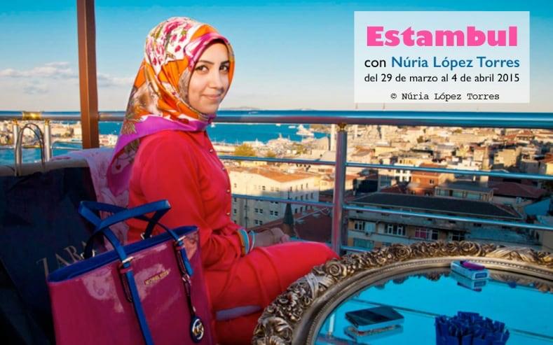 Entre dos mundos. Viaje Fotográfico a Estambul Semana Santa