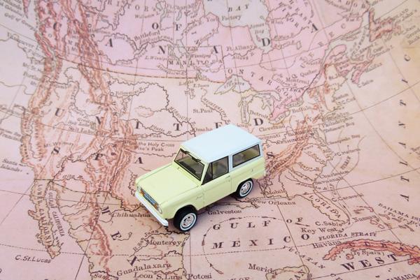 Cinco consejos antes de realizar un 'Road Trip' por carreteras Americanas